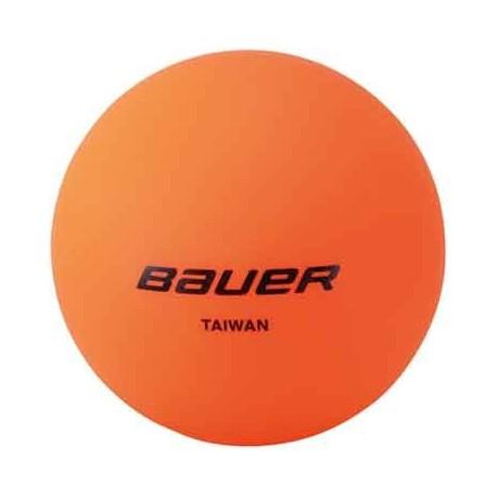 Balle Bauer Street Hockey orange - promoglace