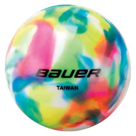 Balle Bauer Street Hockey multicouleur - promoglace