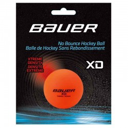 Balle Bauer Street Hockey orange XD - promoglace