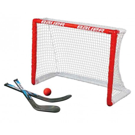 Kit mini cage Bauer Street Hockey - promoglace