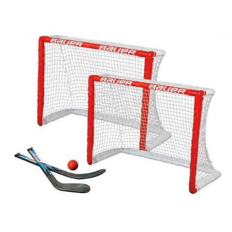 Ensemble mini cages Bauer Street Hockey - promoglace