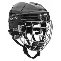 Casque Bauer Re-Akt 100 Combo Enfant - promoglace