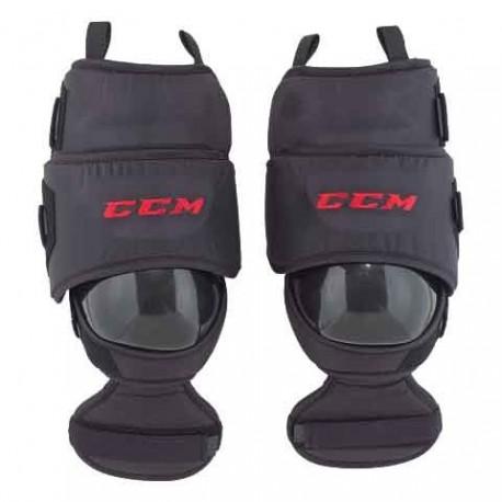 Protège genoux CCM Hockey 500 Pro - promoglace