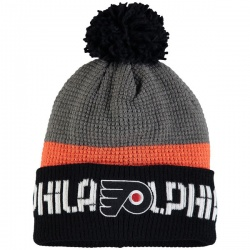 Bonnet NHL Reebok Cuffed Team Pom