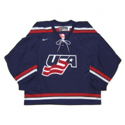 Maillot Hockey Nike Fan USA