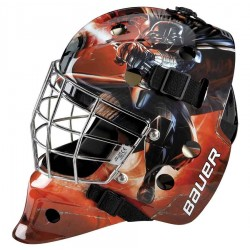 Masque Gardien Bauer NME3 Star Wars Darth Vador - Promoglace Goalie