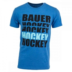 T-Shirt Bauer Hockey Repeat - Promoglace france