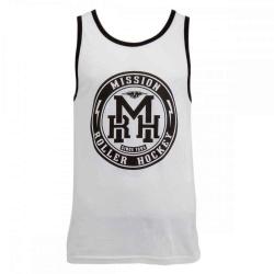 T-Shirt Mission Hockey Vintage sans manches