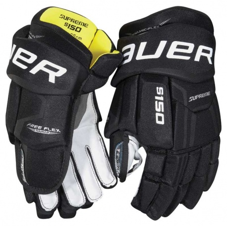 Gants Bauer Hockey Supreme S150 - S17 - promoglace france