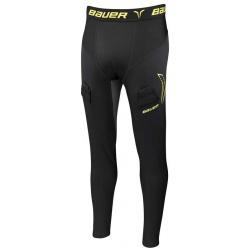 Pantalon Bauer Premium Compression avec coquille - S17