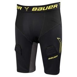 Short Bauer Premium Compression avec coquille - S17