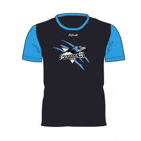 T-Shirt Ashok - Rapaces de Gap - Promoglace Hockey