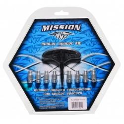 Kit Mission axe/entretoise