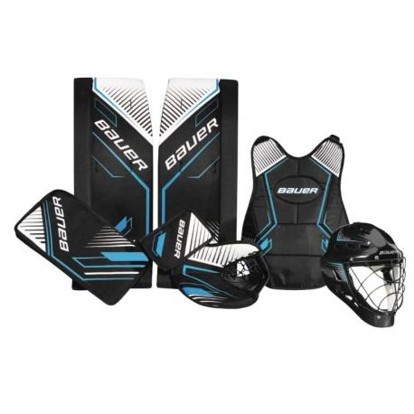 Kit Gardien Bauer Street Hockey recreationnel - Promoglace