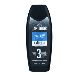 Gel douche Captodor Ultra - Promoglace