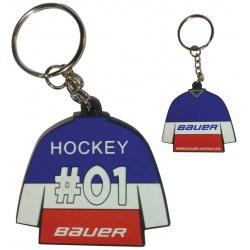 Porte clés maillot Bauer Hockey - Promoglace France