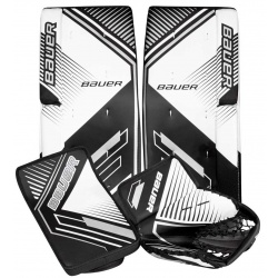 Kit Gardien Bauer Street Hockey Performance - Promoglace France