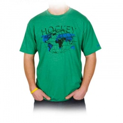 T-Shirt Bauer Hockey World - Promoglace
