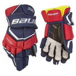 Gants Bauer Hockey Supreme S29 - Promoglace France