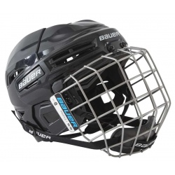 Casque Bauer IMS 5.0 Combo II - Promoglace Hockey