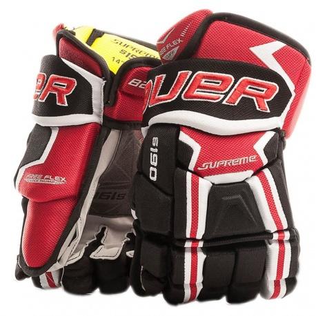 Gants Bauer Supreme S190 - S17 - promoglace hockey