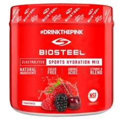 Hydratation BioSteel 140 grammes - Promoglace