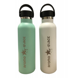 Gourde Thermos Promoglace Patinage