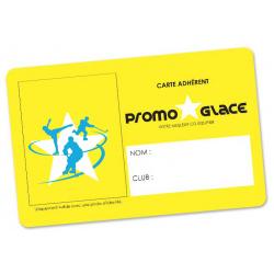 Carte Adhérent Promoglace