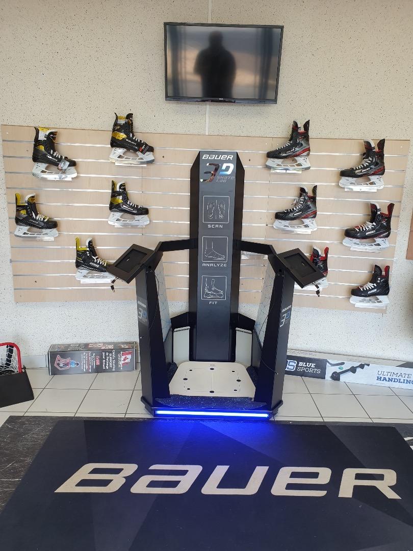 3D Skate Lab - Promoglace Tours