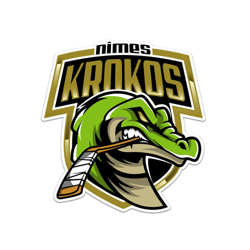 Les Krokos de Nimes - Team Promoglace