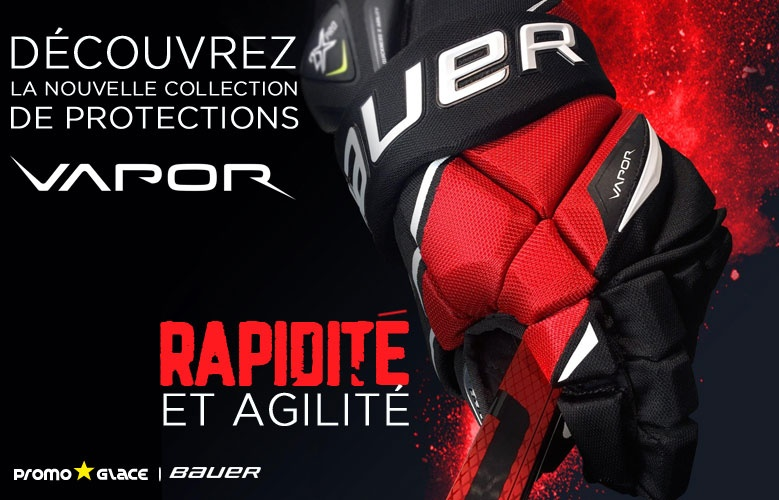 Protections Bauer Vapor - Promoglace Hockey