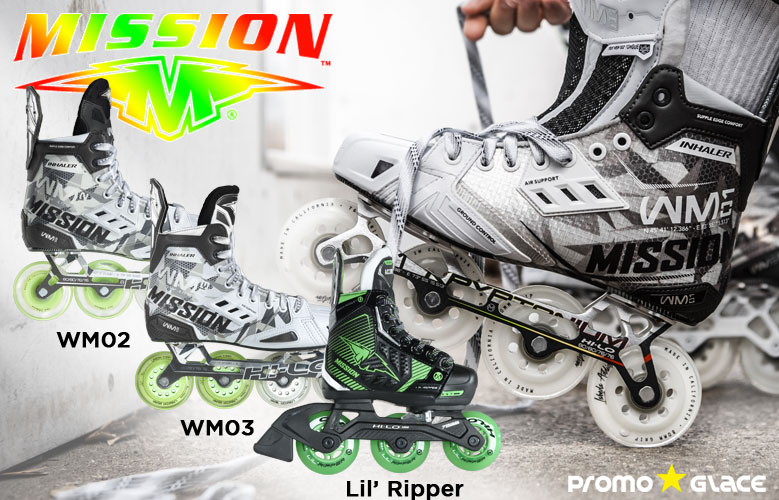 Rollers Mission WM01