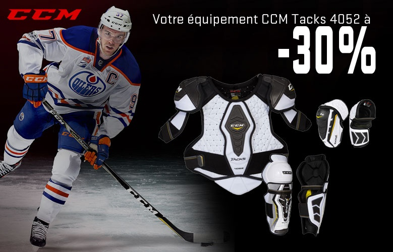 Promotion CCM Hockey Tacks 4052