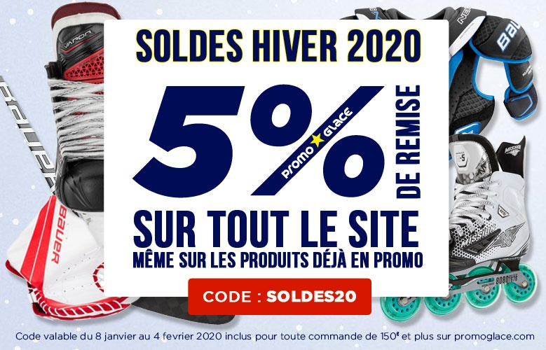 Soldes Hiver Promoglace 2020