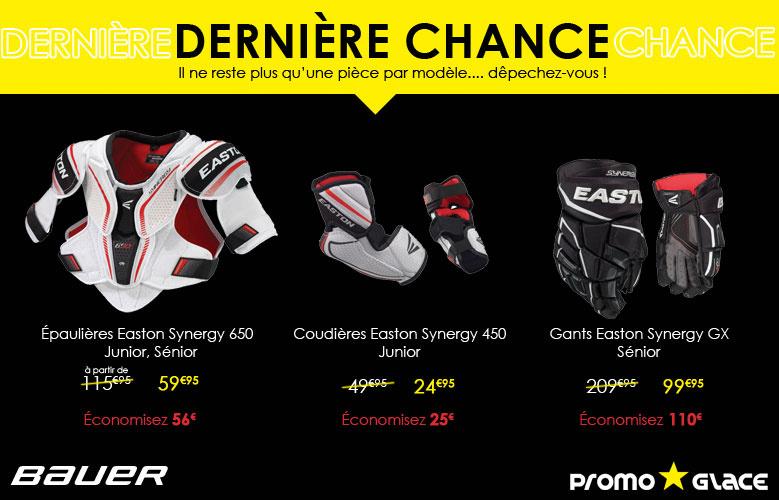 Dernière chance - Promoglace Hockey
