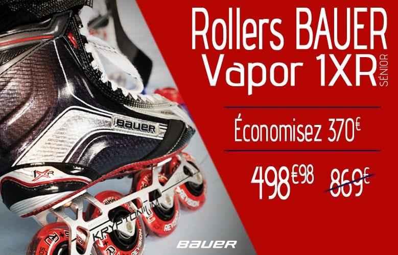 Rollers Bauer Vapor 1XR - Promoglace Roller