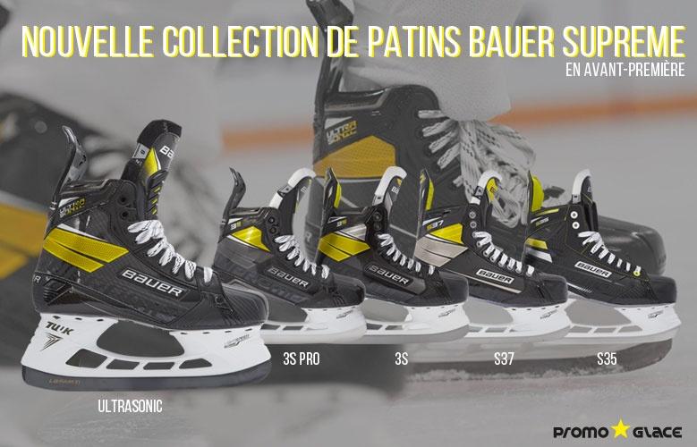 Patins Baur Supreme 2020 - Promoglace Hockey