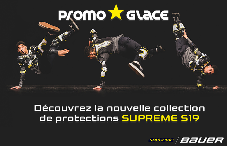 Nouvelle collection protections Supreme S19 - Promoglace Hockey