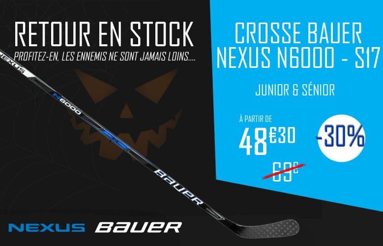 Crosse Bauer Hockey Nexus N6000 en promotion