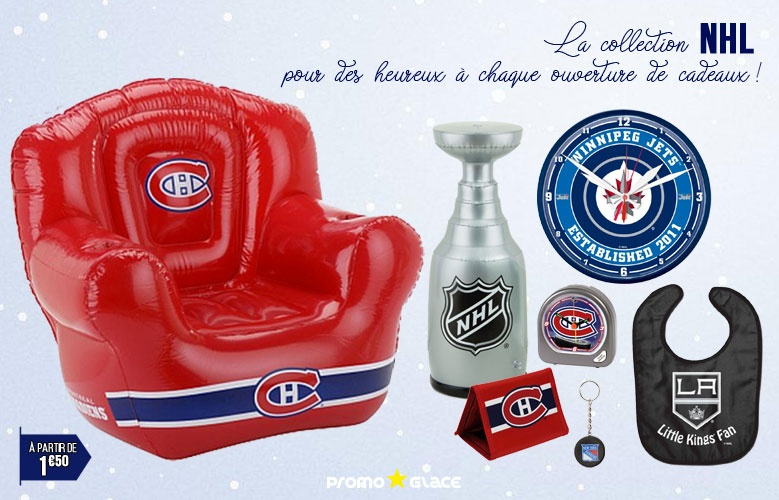 Collection NHL - Promoglace Hockey