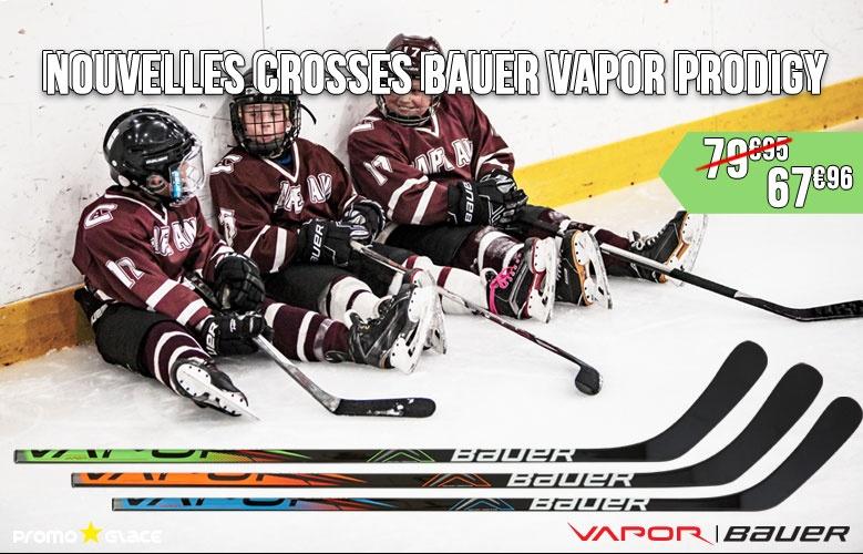 Crosses Bauer Vapor Prodigy - Promoglace hockey