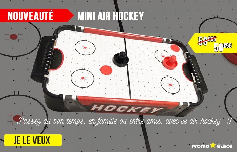 Mini Air Hockey - Promoglace France