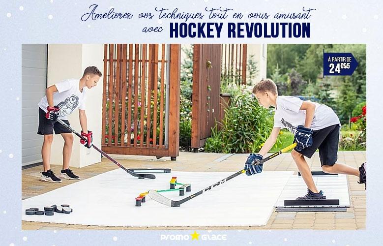 Hockey Revolution - Promoglace Hockey