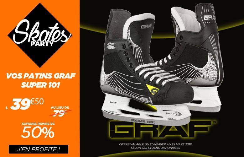 Patins Graf Super 101