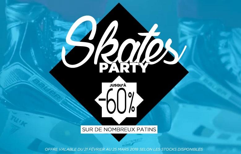 Skates Party - Promoglace France