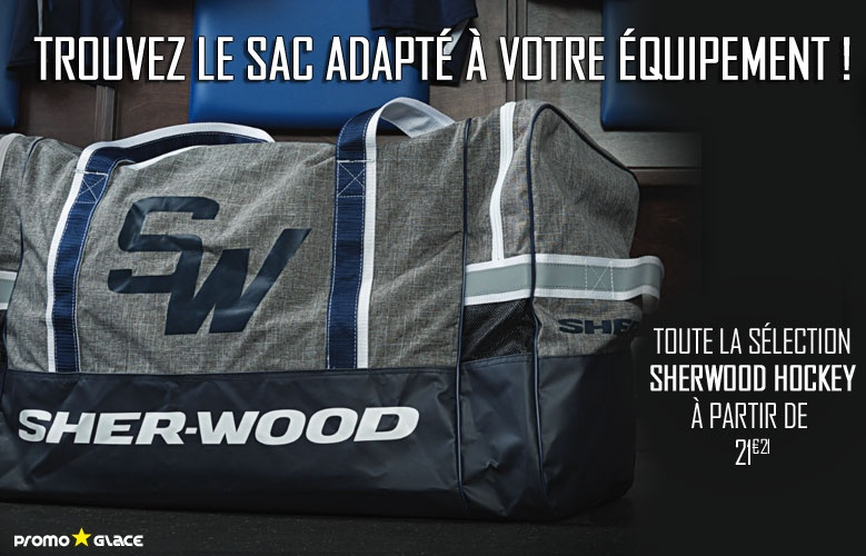 Sac Sherwood Hockey - Promoglace France