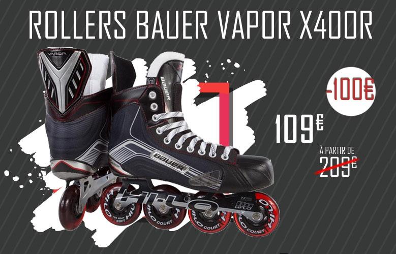 Rollers Bauer Vapor X400R - Promoglace Roller