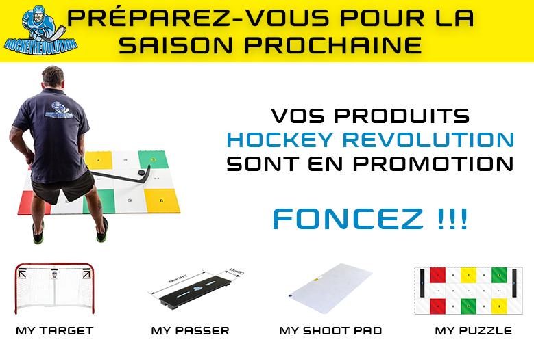 Promotions Hockey Revolution - Promoglace Hockey