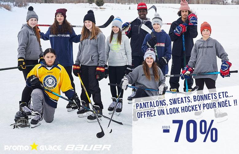 TEXTILES BAUER - Promoglace Hockey