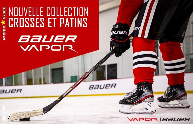 Nouvelle collection Bauer Vapor 2019 - Promoglace hockey